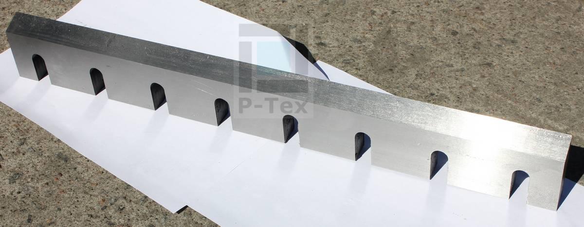 Гильотинный нож для дробилки 500-60-20