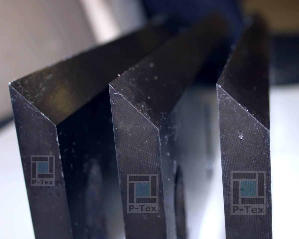 Гильотинные ножи 368-102-16. Сталь 6ХВ2С