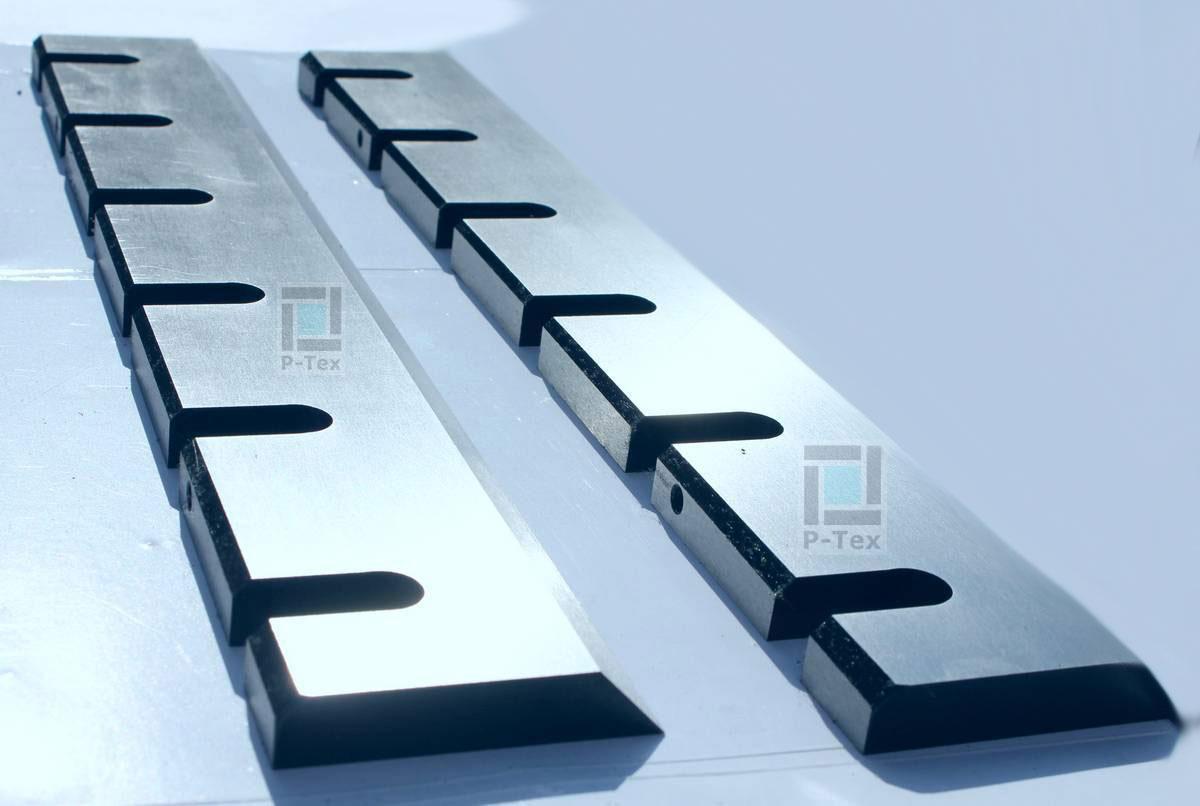 Ножи гильотинного типа 400-65-13