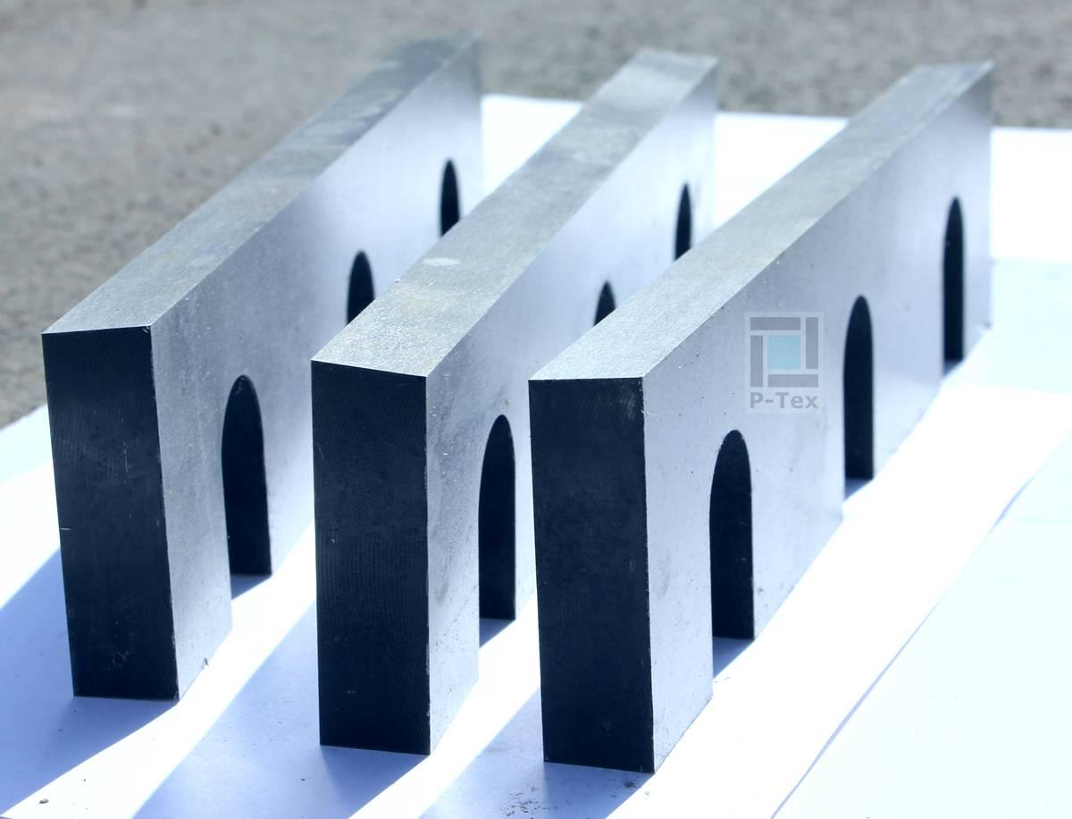 Ножи для дробилки ИПР-450 с размерами 300-70-20