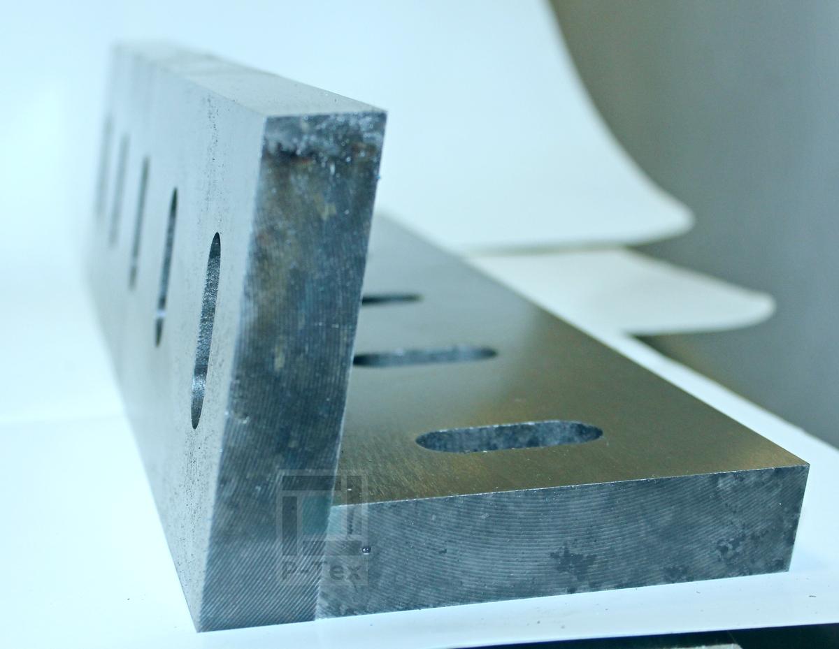 Ножи для дробилки ИПР-500. Нож 395-100-22