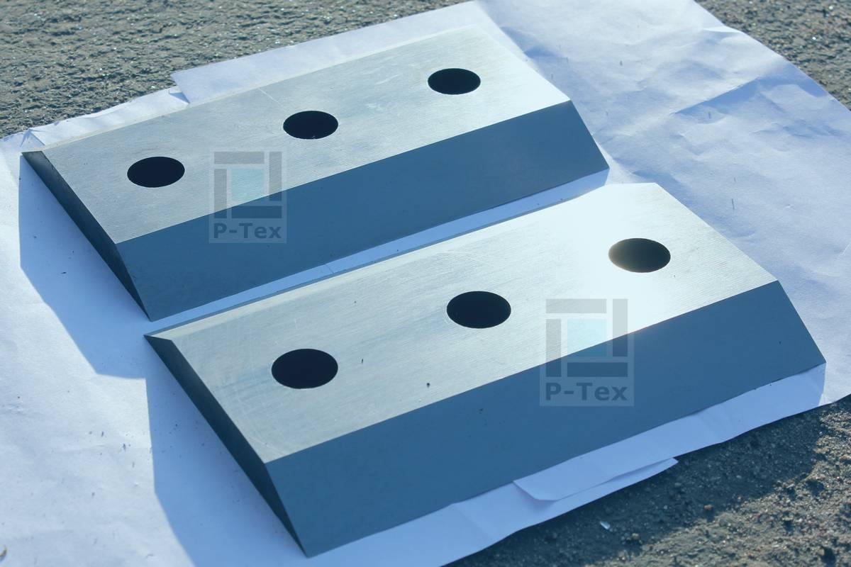 Ножи для рубительной машины Dynamic DC55 190.5-127-15.9 мм